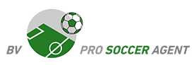 player's agent Pro Soccer agent logo